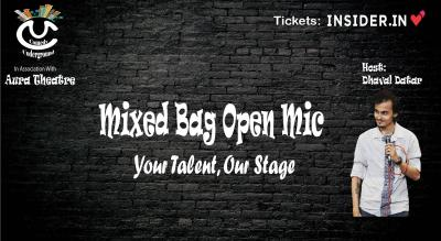 Mixed Bag Open Mic