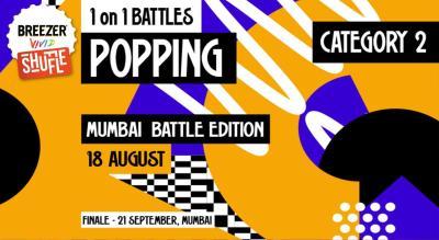 Breezer Vivid Shuffle – Calling all Poppers in Mumbai!