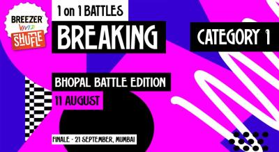Breezer Vivid Shuffle – Calling all Breakers in Bhopal!