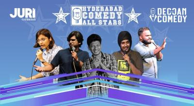 Hyderabad Comedy All Stars