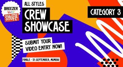 Breezer Vivid Shuffle – Calling all Dance Crews!