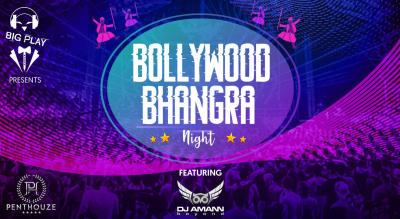 Bollywood Bhangra Night with DJ Amann at Penthouze