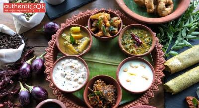 Authenticook Presents Andhra Brahmin Meal