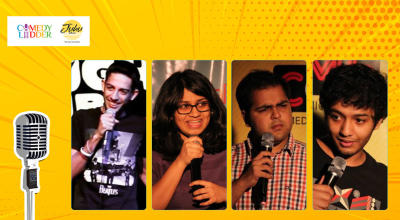 Friday Night Comedy in Juhu ft. Neville and Saurav
