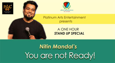 You are not ready by Nitin Mandal