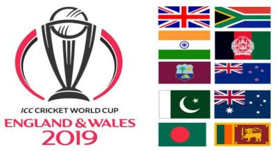 Cricket World Cup: LIVE on Big Screen at Saints N Sinners