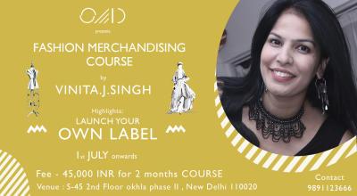 Fashion Merchandising Course By VINITA.J.SINGH
