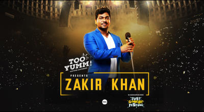 Too Yumm Presents Zakir Khan Live | Jammu