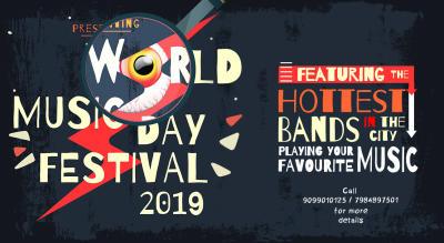 World Music Day Festival 2019