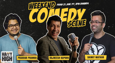 Weekend Comedy Scene ft Rajneesh Kapoor, Prakhar Pramod & Shimit Mathur