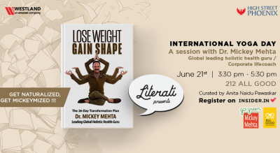 Literati - International Yoga Day
