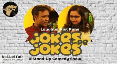 Jokes pe Jokes - A Stand-Up Comedy Show
