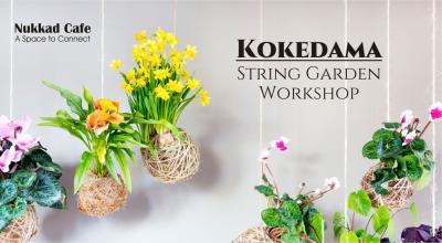 Kokedama - String Garden Workshop
