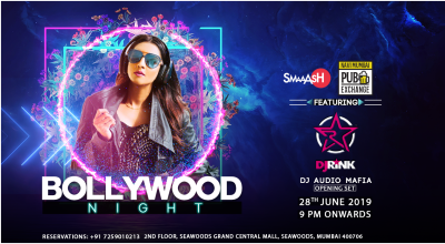 Bollywood Night with DJ Rink