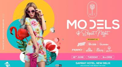 Models & Expat Night At Key Nightclub