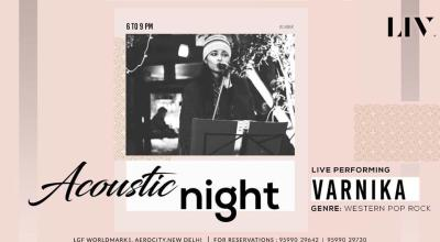 Thursday Acoustic Night