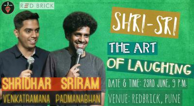 shri sri The art of laughing