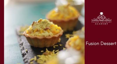 Fusion Desserts Workshop