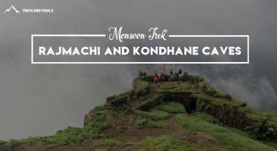 Rajmachi and Kondhane Caves Monsoon Trek | Treks & Trails