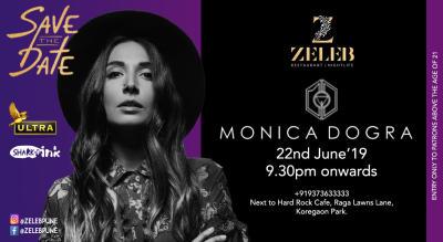 Saturday Night with Monica Dogra