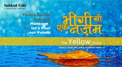 The Yellow Room - Poet's Club - Viman Nagar