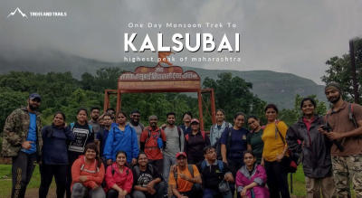 Kalsubai Monsoon Trek | Treks & Trails