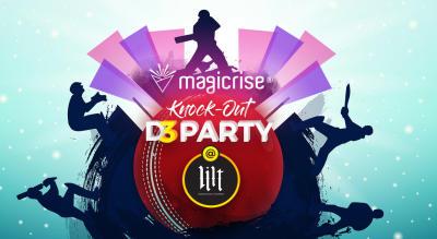 The Knock-Out D3 Party : Disco | Detox | Destress