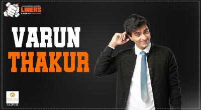 Punchliners comedy show ft. Varun Thakur