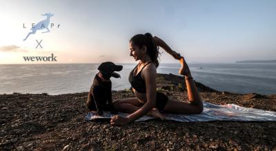 World Yoga Day x LEAPR