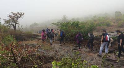 Monsoon Trek to Kalsubai | GreenWorld Explorers