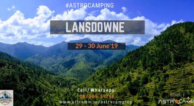 Astrocamp at Lansdowne
