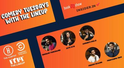Comedy Tuesdays with The Lineup