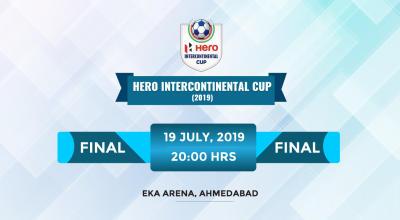 Hero Intercontinental Cup 2019- FINALS