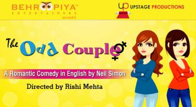 The Odd Couple, English Comedy Play