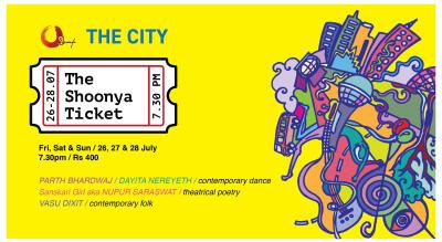 The Shoonya Ticket