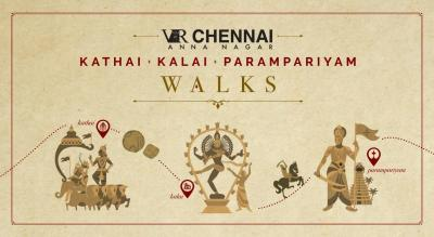 Kathai Kalai Parampariyam Walks