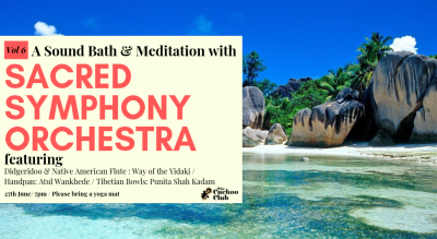 Healing and Meditation with Sacred Symphony Orchestra Vol 6