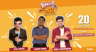 Bingo! Comedy Adda, Mumbai