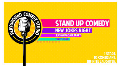Stand Up Comedy – New Jokes Night