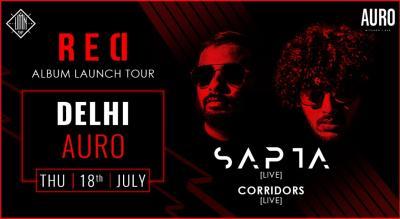 Red Album Launch Tour by SAPTA