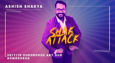 Shak Attack | Ahmedabad