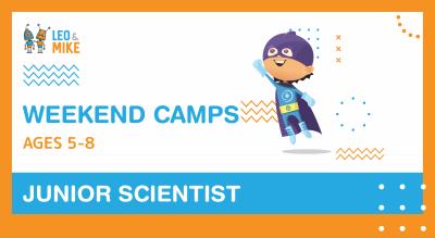 Junior Scientist | Age Group 5-8 years
