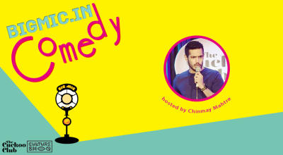 BIGMIC.in Comedy Open Mic hosted by Chinmay Mahtre