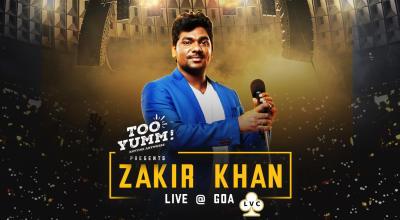 Zakir Khan Live | Goa