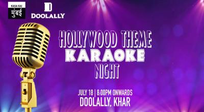 Karaoke Night (Hollywood Theme) At Doolally Khar