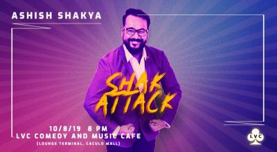 Shak Attack | Goa