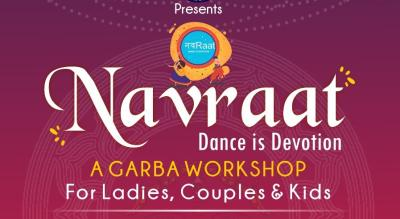 Navratri Graba Workshop 2019