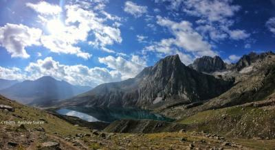 Kashmir Great Lakes Trek   Justwravel