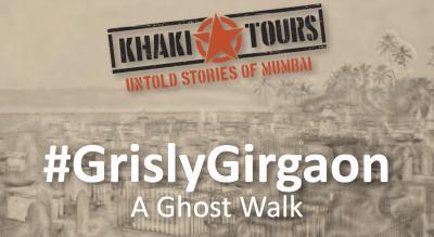 #GrislyGirgaon by Khaki Tours