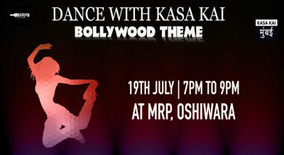 Dance With Kasa Kai at AT MRP  OSHIWARA